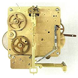 Hermle 341-021 Westminster Chime Wall Clock Movement (341-021/33.5cm)