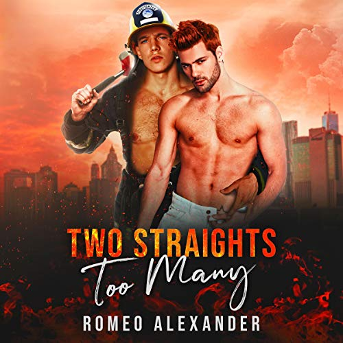 Two Straights Too Many  By  cover art