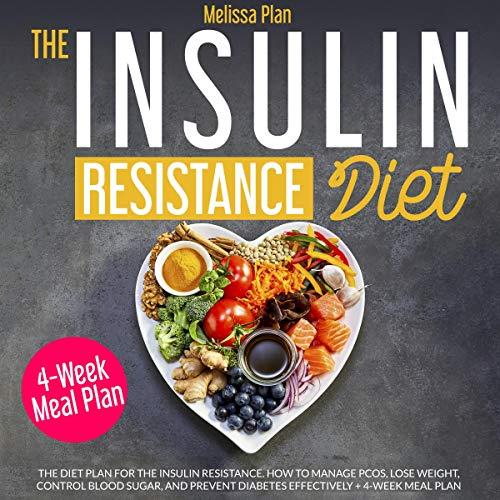Page de couverture de The Insulin Resistance Diet