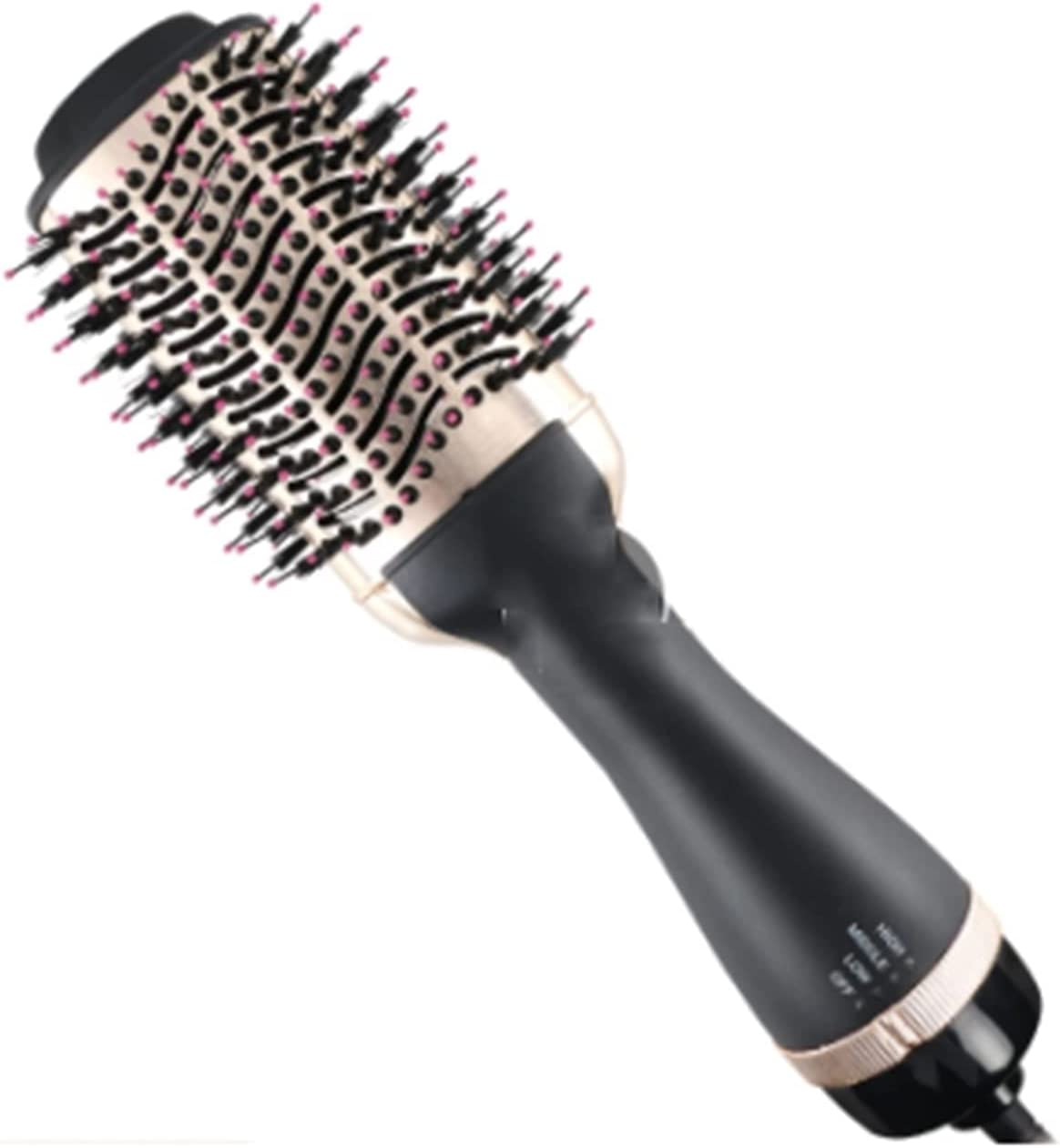 AWSXDC New mail order Professional Gold Today's only One Step Brush Multifunction Dryer Hair