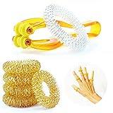 Handmassage-Ringe Premium | Akupressur und Meridian-Massage