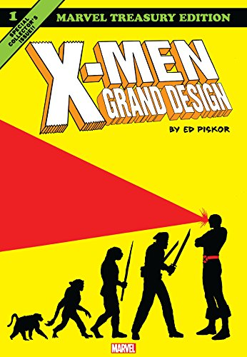 X-Men: Grand Design (X-Men: Grand Design (2017-2018)) (English Edition)