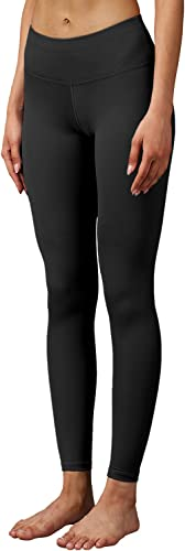 Menore Yoga Pants for Women with Pockets High Waisted Workout Sport Leggings