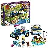 LEGO 41364 Friends Il Buggy con rimorchio di Stephanie
