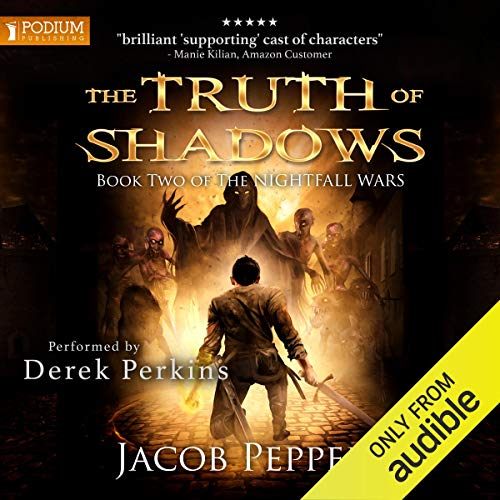 The Truth of Shadows  By  cover art