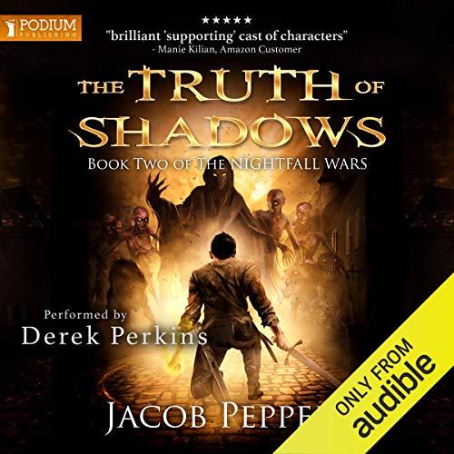 Page de couverture de The Truth of Shadows