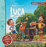 Luca (Mis lecturas Disney): Con pictogramas y actividades educativas