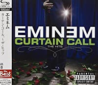 Curtain Call: Hits by EMINEM (2012-06-26)