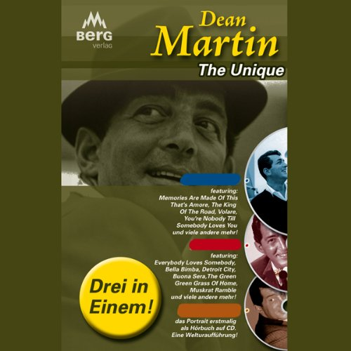 Dean Martin. The Unique Titelbild