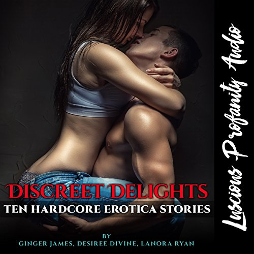 Discreet Delights audiobook cover art