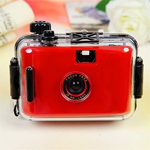 BABIFIS Kindercamera Niet-wegwerp Camera Camera LOMO Camera Waterdicht En Schokbestendig (geen batterij vereist)