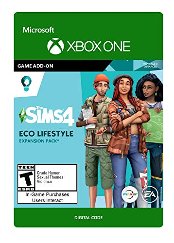 The Sims 4:  Eco Lifestyle - Xbox One [Digital Code]