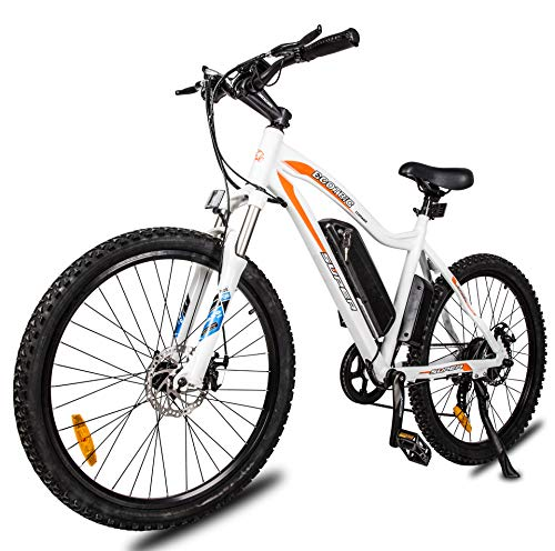 """51ztl7pPvwL Ecotric Electric Mountain Bike 26"""" with 500W Motor"""