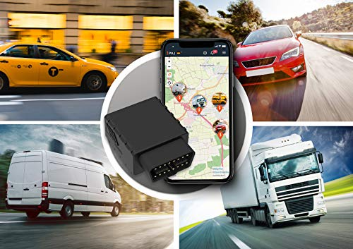 PAJ GPS Tracker Auto, camion e altri veicoli....