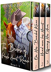 The Brides of Purple Heart Ranch Boxset Volume 1: Three Sweet Marriage of Convenience Western Romances