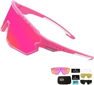 Sports Sunglasses Protection Cycling Glasses Polarized UV400 for Cycling, Baseball,Fishing, Ski Running,Golf
