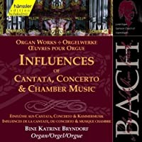 Bach: Organ works - Influences of Cantata, Concerto & Chamber Music (Edition Bachakademie Vol 98) /Bryndorf (1999-06-09)