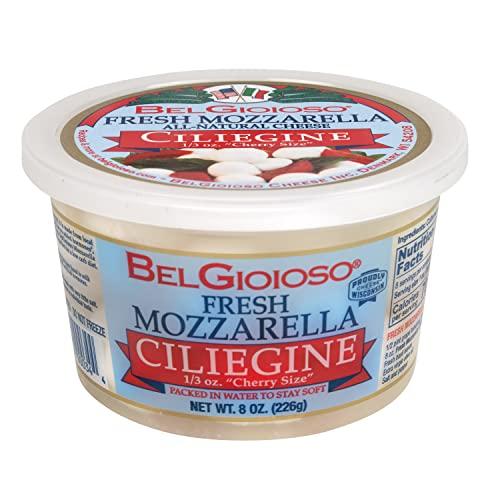 BelGioioso, Fresh Ciliegine Mozzarella, Cup, 8 oz