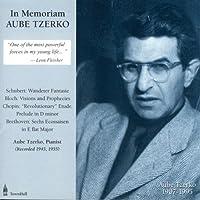 In Memoriam - Aube Tzerko