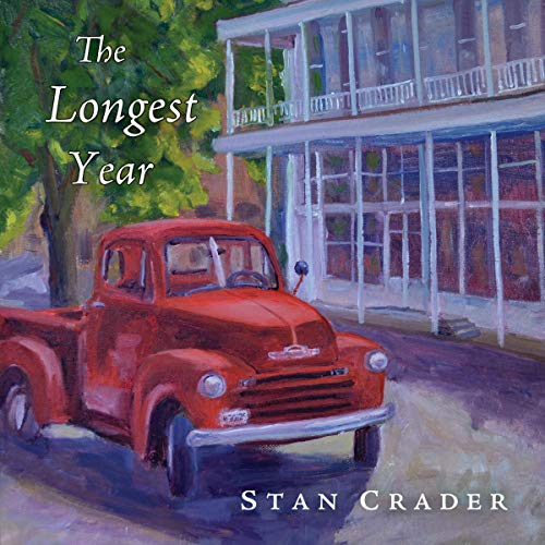 The Longest Year audiobook cover art