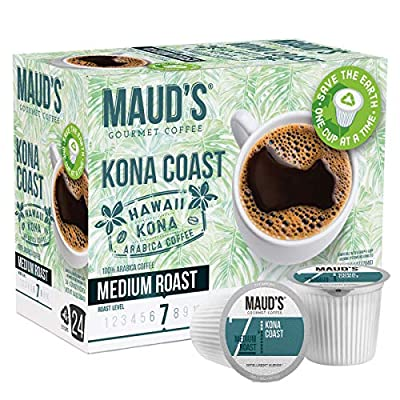 Maud's Coffee Pods - Small Counts
