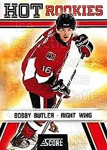 (CI) Bobby Butler Hockey Card 2010-11 Score (base) 527 Bobby Butler
