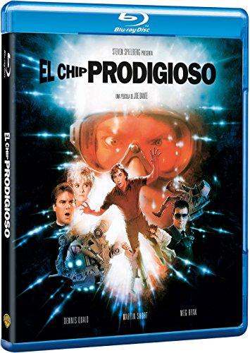 El Chip Prodigioso Blu-Ray [Blu-ray]