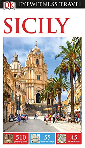DK Eyewitness Sicily (Travel Guide)
