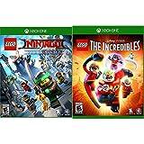 The Lego Ninjago Movie Videogame - Xbox One & LEGO Disney Pixar's The Incredibles - Xbox One