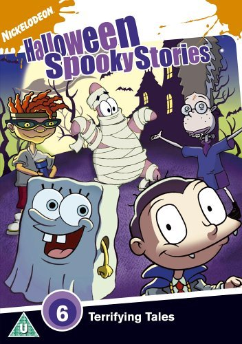 Nicktoons - Halloween Spooky Stories [Edizione: Regno Unito] [Edizione: Regno Unito]