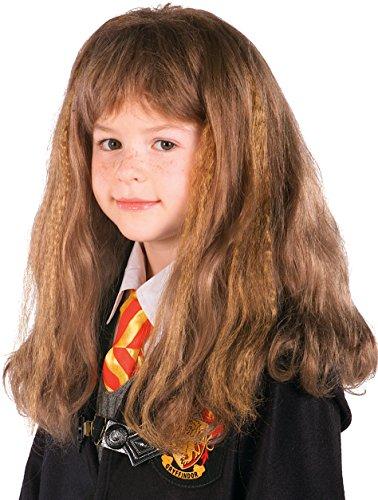 Rubie's Harry Potter Costume Accessory, Hermione Granger Child Wig