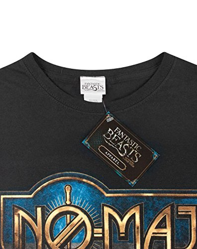 Fantastic Beasts And Where To Find Them No Maj Women's T-Shirt (L)