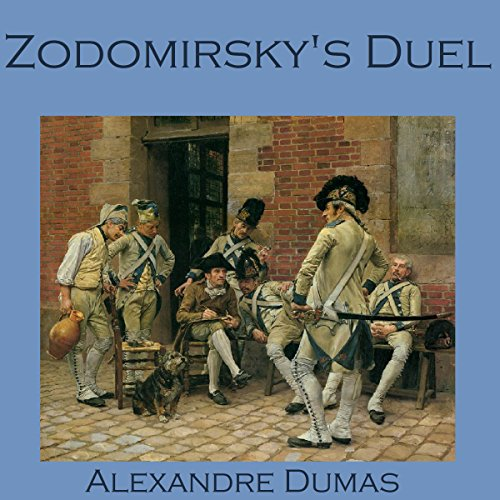 Zodomirsky's Duel audiobook cover art