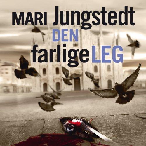 Den farlige leg [The Dangerous Leg] audiobook cover art