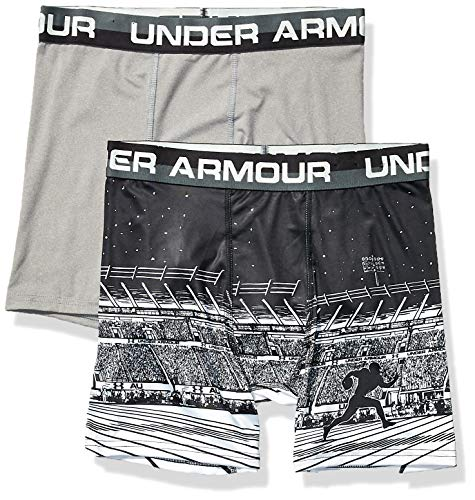 Under Armour UA Original Series Pizza Dunk Boxerjock 2-Pack