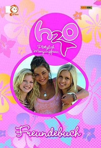 H2O - Plötzlich Meerjungfrau Freundebuch