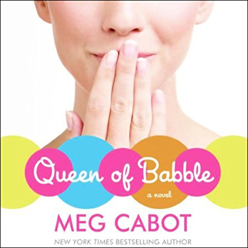 Queen of Babble audiobook cover art
