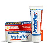 Instaflex Extra Strength Pain Relief Cream, with 2X The Pain-Fighting Ingredients, Rubs Out Your Toughest Muscle and Joint Pain (4 oz)