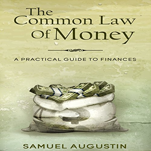 The Common Law of Money audiobook cover art
