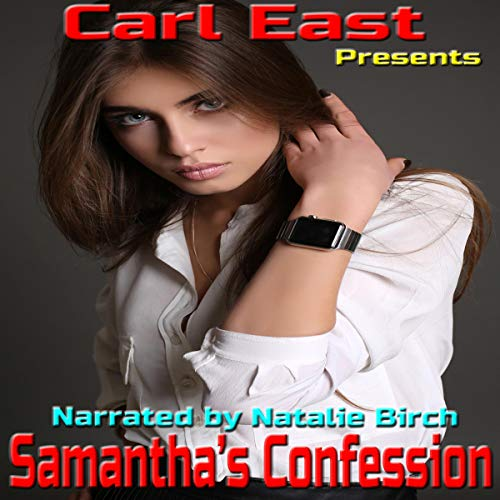 Samantha's Confession audiobook cover art