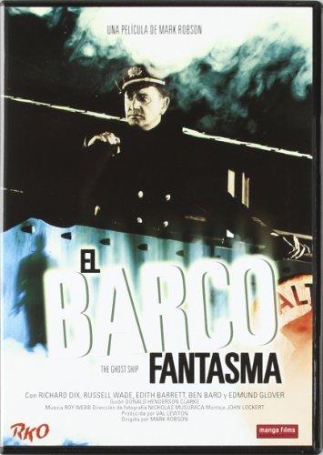 El Barco Fantasma (Rko) (Import Movie) (European Format - Zone 2) (2007) Richard Dix; Russell Wade; Ben Bar