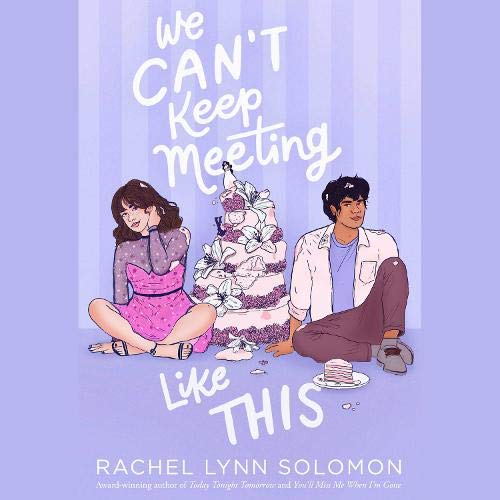 We Can't Keep Meeting like This cover art