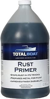 TotalBoat Rust Primer Converter (Gallon) | Metal Treatment Stops Rust for Professional Repairs