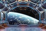 Fondos de fotografía Nave Espacial Planeta Universo Ciencia gabinete Interior Foto Fondos Estudio fotográfico A6 10x10ft / 3x3m