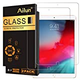 Ailun 2Pack Screen Protector for iPad Pro 10.5 2017 iPad Air 3 2019 10.5 Inch Tempered Glass 9H Hardness Apple Pencil...