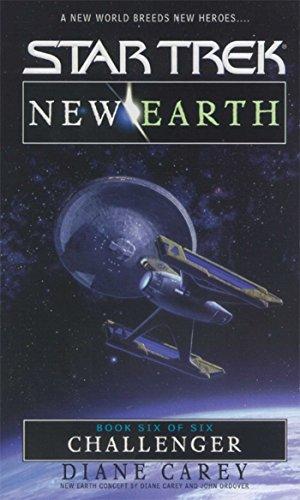 Challenger: New Earth #6 (Star Trek: The Original Series Book 94) (English Edition)