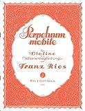 Perpetuum mobile: für Violine und Klavier