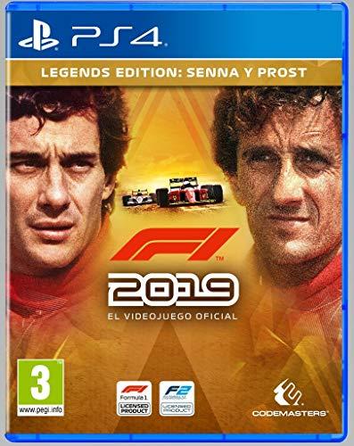 F1 2019 - Legends Edition