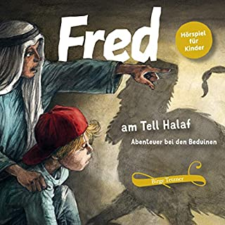 Fred am Tell Halaf Titelbild