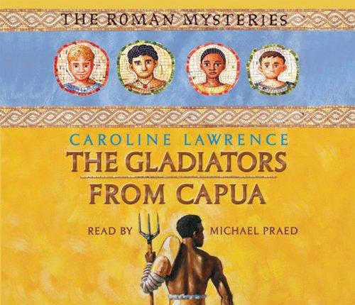 『The Gladiators from Capua』のカバーアート
